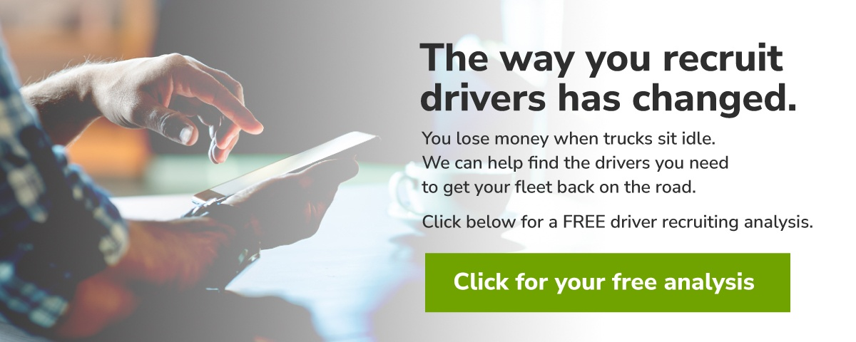 Click here for a free analysis of your driver recruiting!