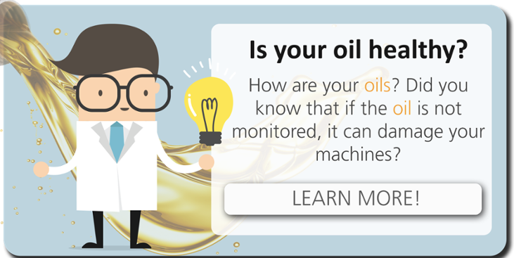 Monitor your Oil Health!