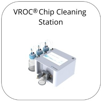 Chip Cleaning Station