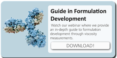 Attend webinar to access guide in formulation development