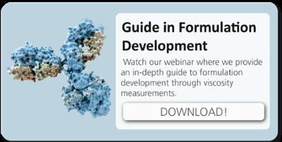 Attend webinar to access guide in formulation development