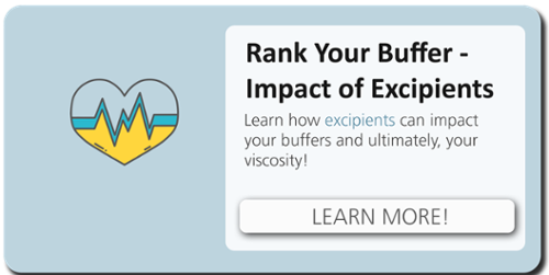 Learn how excipients can impact your buffer