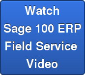 Watch Sage 100 ERP Field Service  Video
