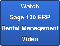 Watch Sage 100 ERP Rental Management Video