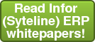 Read Infor  (Syteline) ERP  whitepapers!