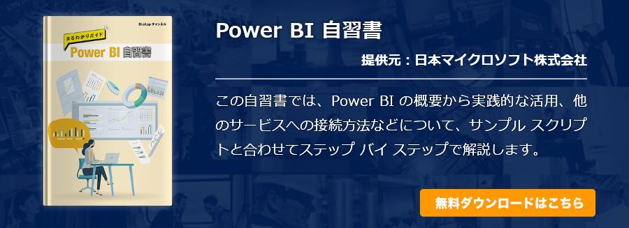 Power BI 自習書