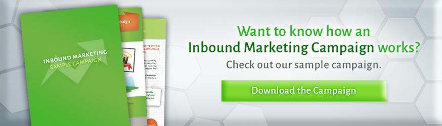 inbound sample campaign