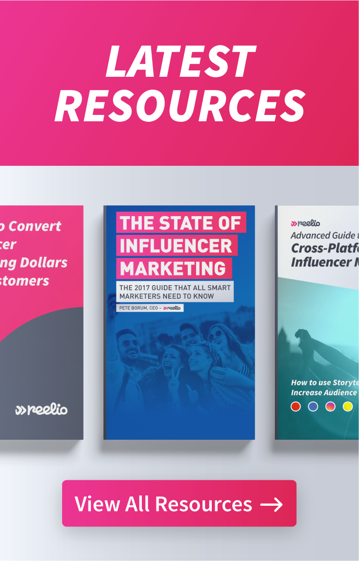 Get the Latest Influencer Marketing Resources