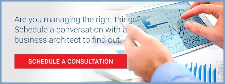 Schedule a consultation with Checkpoint to manage the right things!