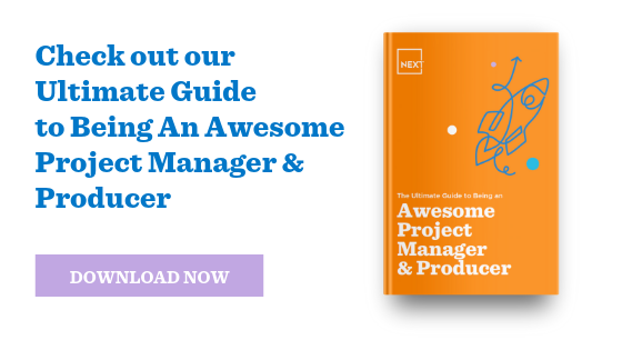The Ultimate Guide To Being An Awesome Project Manager & Producer