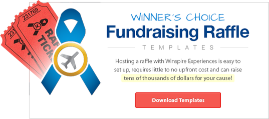 Winner's Choice Fundraising Raffle