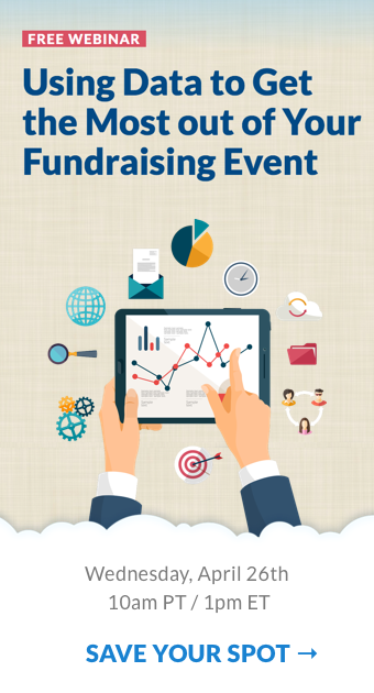 Using Data to Get the Most out of Your Fundraising Event