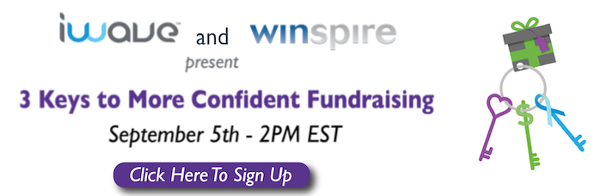 Register for our upcoming webinar about fundraising intelligence.