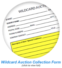 Get the Wildcard Forms