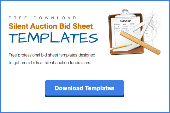 template – Bid Sheet Template Free