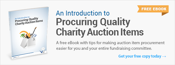 Free eBook: An Introduction to Procuring Quality Charity Auction Items