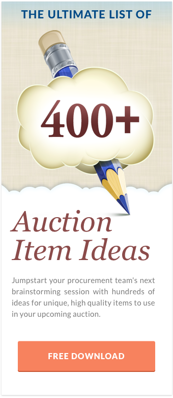 The Ultimate List of 400+ Auction Item Ideas
