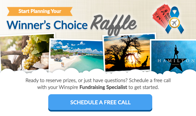 14 Raffle Prize Ideas To Raise Money For Charity Without Breaking A Sweat