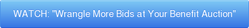 "WATCH: ""Wrangle More Bids at Your Benefit Auction"""