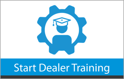 Step 3: Start Dealer Certification Training
