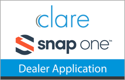 Start Clare Dealer Application
