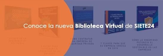 Biblioteca Virtual SIETE24