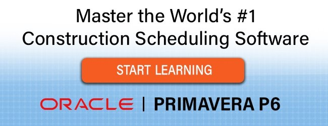 master the world's #1 construction scheduling software - primavera p6