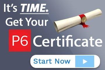 get your p6 certificate