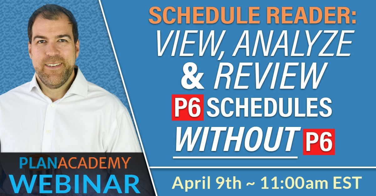Free Webinar - ScheduleReader