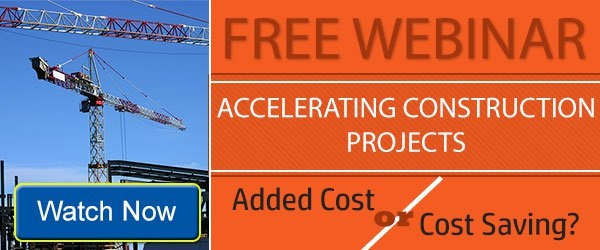 construction project acceleration webinar
