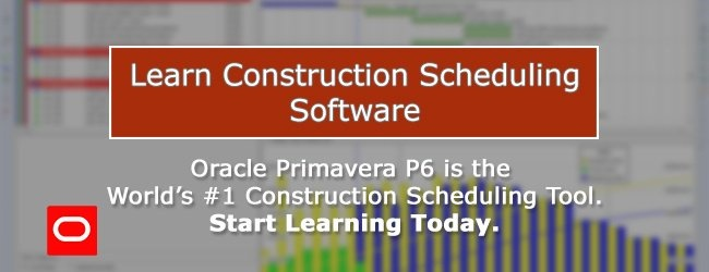 learn construction scheduling software