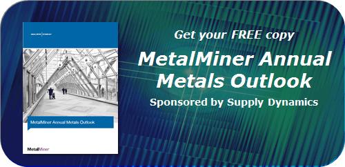 MetalMiner Annual Metals Outlook