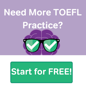 need more toefl