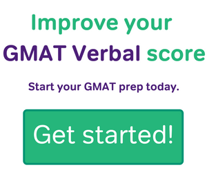 Improve your GMAT verbal score