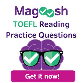 Magoosh TOEFL Reading Sample PDF