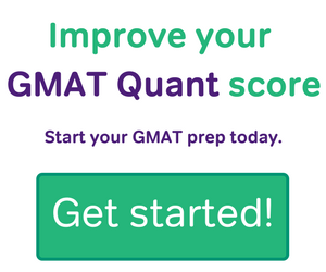 Improve your GMAT Quant score - start your GMAT prep today