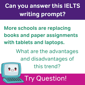 Can you answer this IELTS writing prompt?