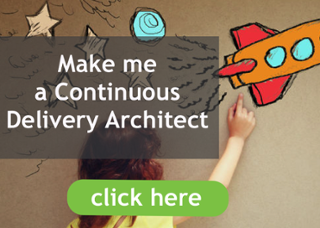 Make me a Continuous Delivery Architect