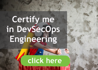 Certify me in DevSecOps Engineering