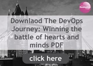 Download The DevOps Journey: Winning the battle of hearts and minds PDF