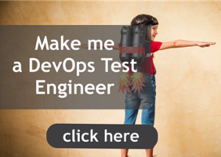 Make me a DevOps Test Engineer