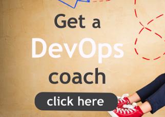Get a DevOps coach
