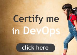 Certify me in DevOps
