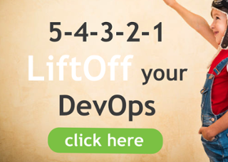 5-4-3-2-1 LiftOff your DevOps