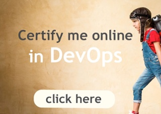 Certify me online in DevOps