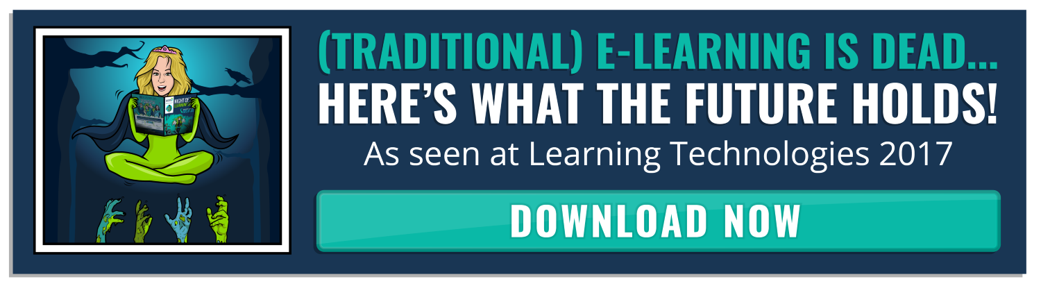 (Traditional) eLearning is Dead... Here's What the Future Holds! Download the Presentation Now!