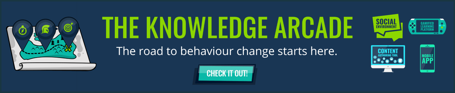 Click here to find out about The Knowledge Arcade mobile learning app