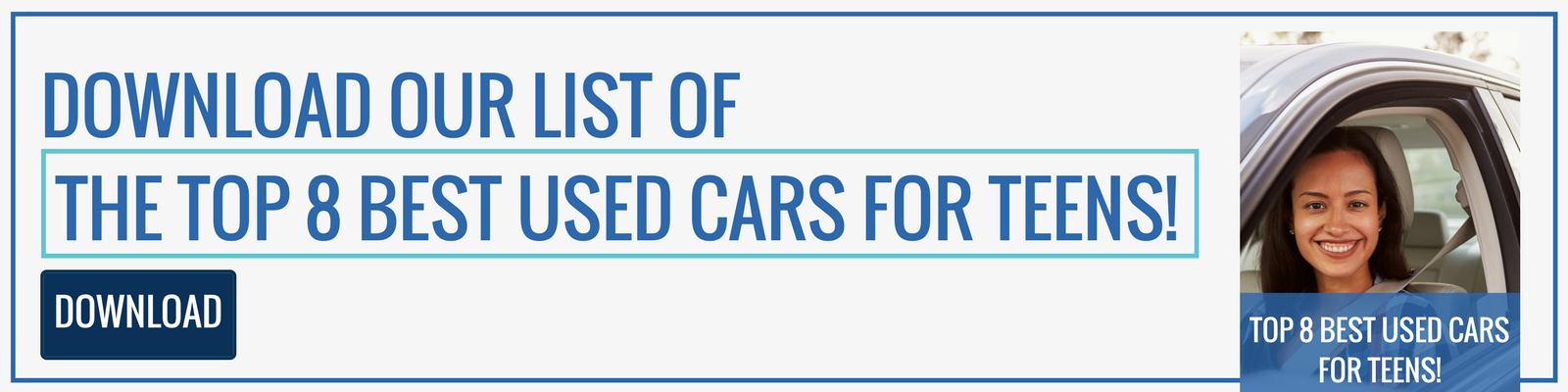 Top 8 Best Used Cars For Teens