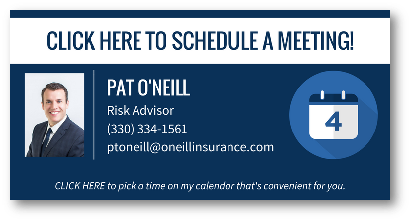 Schedule a meeting with Pat ONeill