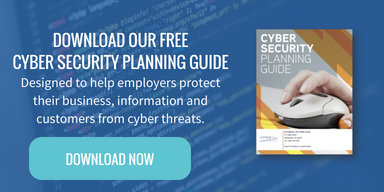 Download Our Cyber Security Planning Guide